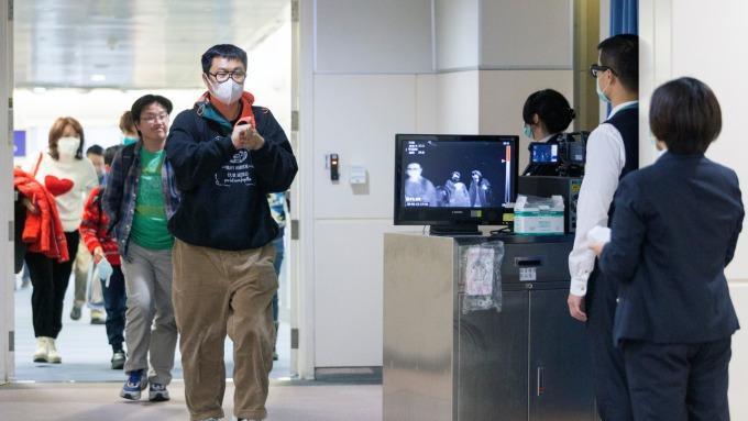 我國新增第 49 例 COVID-19 (武漢肺炎)確診病例,是一名北部 40 多歲女性。(圖:AFP)