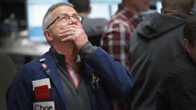 El-Erian:美股會自上月高點下挫30% 全球邁入經濟衰退(圖片:AFP)