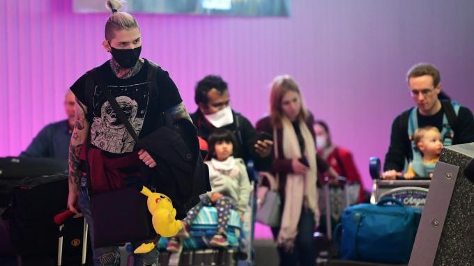 川普突襲封關歐洲 IATA:航空業恐怕倒一片(圖片:AFP)