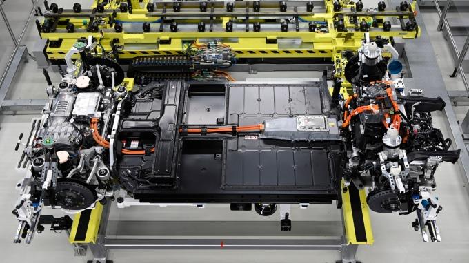 鋰電池將被鉀電池取代?(圖片:AFP)