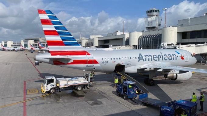 美禁歐洲遊客入境 IATA敦促政府採「緊急措施」救航空業(圖片:AFP)