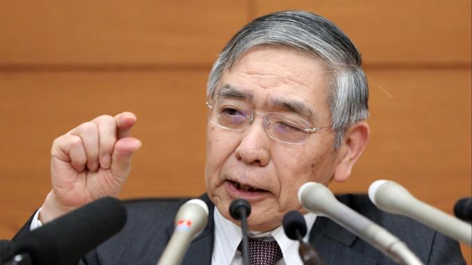 〈鉅亨看世界〉日本央行該如何殺出重圍? (圖片:AFP)