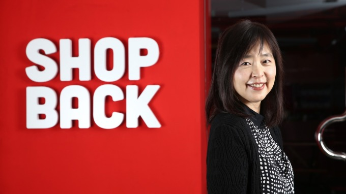ShopBack台灣總經理隆章琪。(圖:ShopBack提供)