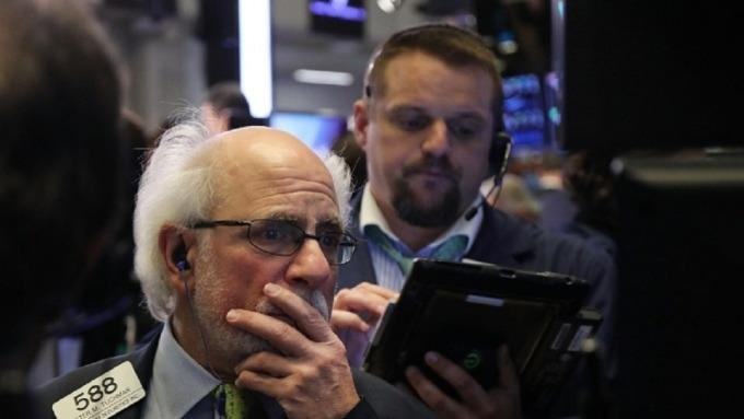 S&P500指數進入熊市後,平均需要47天才會觸底。(圖:AFP)