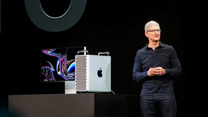 防堵疫情! 蘋果宣布今年WWDC大會改線上召開(圖片:AFP)