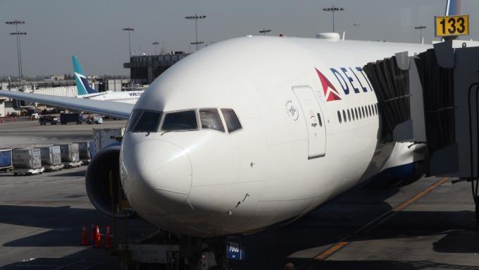 達美航空宣布削減運力40% 史上最大 比911還多(圖:AFP)