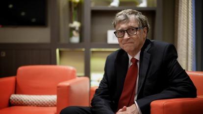 重磅! 比爾蓋茲宣布離開微軟董事會(圖片:AFP)