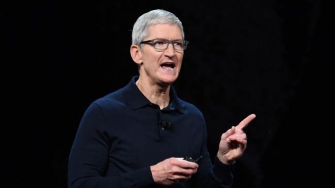 蘋果宣布:暫時關閉大中華區以外直營門市至3月27日 (圖片:AFP)