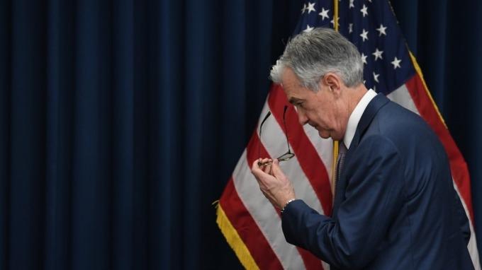 Fed主席鮑爾:不太可能實施負利率 不考慮買股票或企業債(圖:AFP)