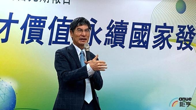 科技部全科會預計Q3舉辦,產業界提五建言,科技部長陳良基。(鉅亨網記者劉韋廷攝)