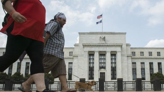 前Fed官員:經濟仍有衰退風險 但應為聯準會的行動鼓掌(圖:AFP)