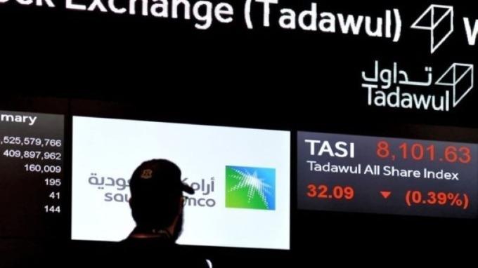 油價重挫侵蝕獲利 沙烏地阿美仍計劃發行750億美元股利(圖: AFP)