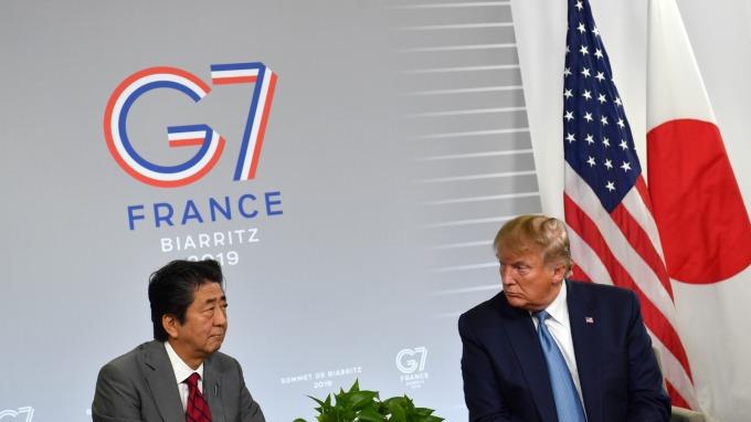 G7召開緊急視訊會議:致力確保全球金融穩定(圖片:AFP)