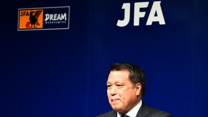 JFA、日本奧委會副主席田嶋幸三(圖:AFP)