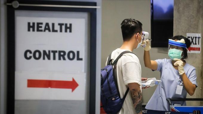 摩洛哥、秘魯緊急鎖國 外交部將協助182名滯留團客轉機返台。(圖:AFP)