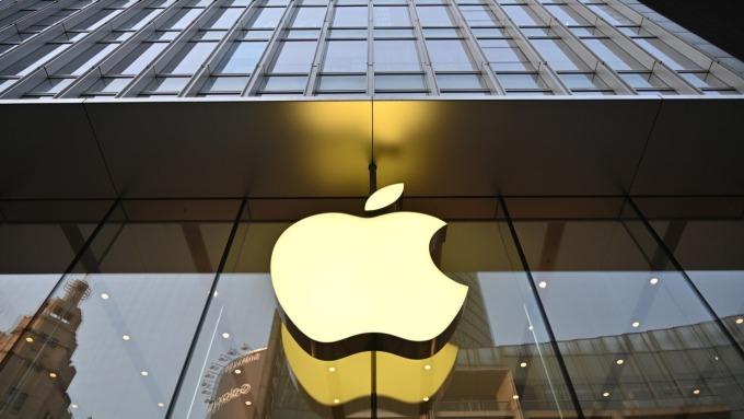 蘋果大中華以外門市改為「無限期」關閉。(圖:AFP)
