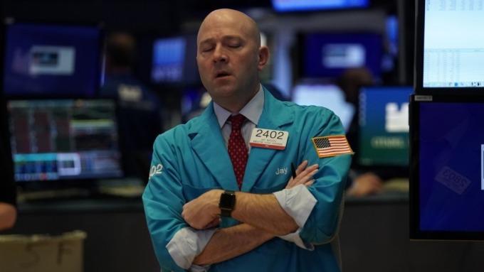 財政刺激仍未安撫市場情緒 道瓊期貨跌逾600點(圖:AFP)