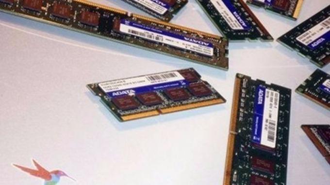 全力做DRAM 傳紫光解散紫光存儲(圖片:AFP)