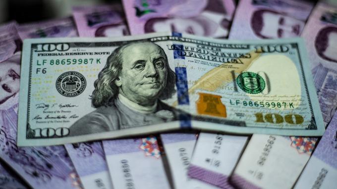 歐洲銀行獲1300億美元資金 助緩解美元融資壓力  (圖:AFP)