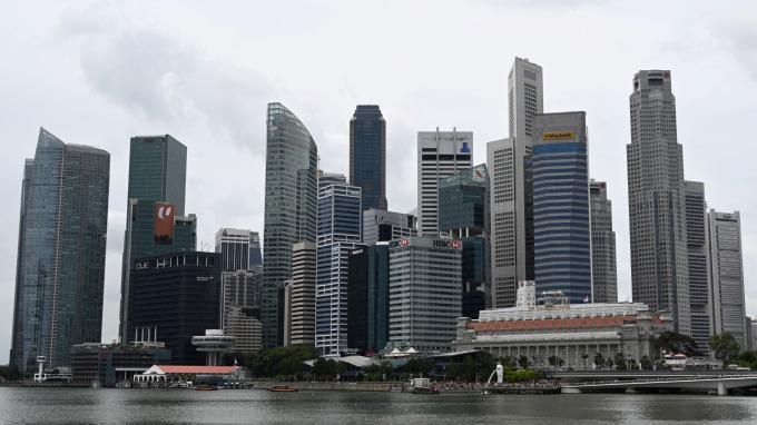 馬來西亞今日起鎖國 新加坡恐出現20來的首次衰退  (圖片:AFP)