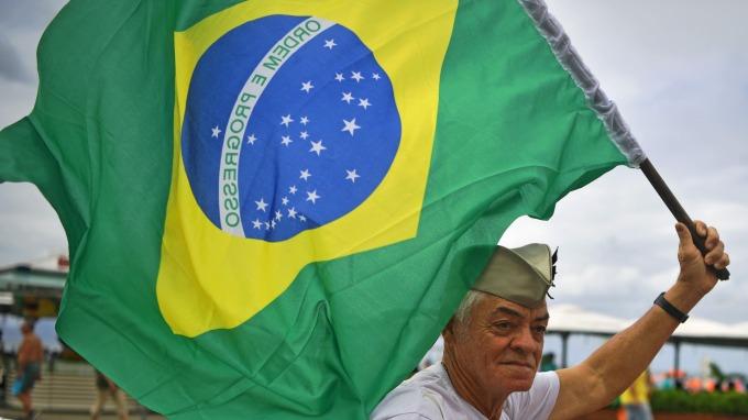 跟進Fed救市! 巴西央行降息2碼至記錄新低3.75%(圖片:AFP)