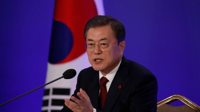 南韓提50兆韓元金融救濟措施 也將成立基金穩定債市股市 (圖片:AFP)