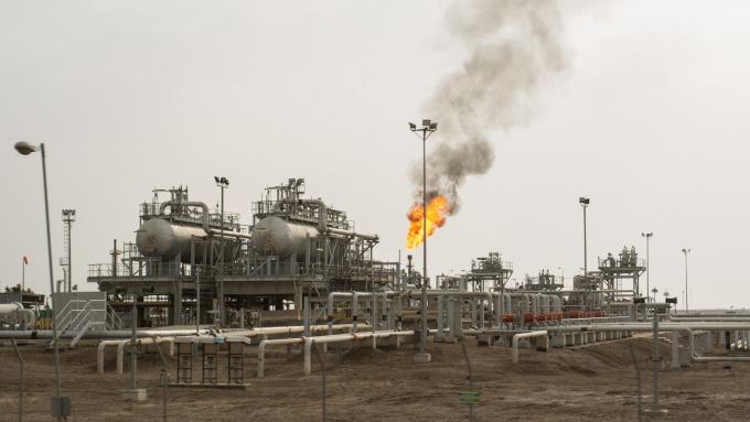 沙國能源部:未來數月的原油供應將保持在1,230萬桶/日(圖片:AFP)