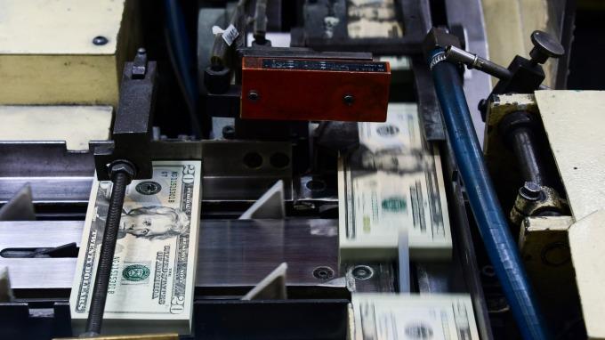 【財經M平方】美債、黃金、日圓避險特性失靈?緊盯疫情下的美元指數(圖:AFP)