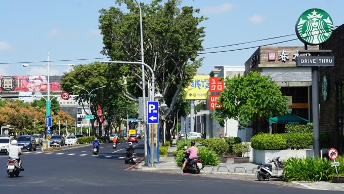 台中11期崇德商圈為北台中消費中心,素有小天母之稱。(圖/立智提供)