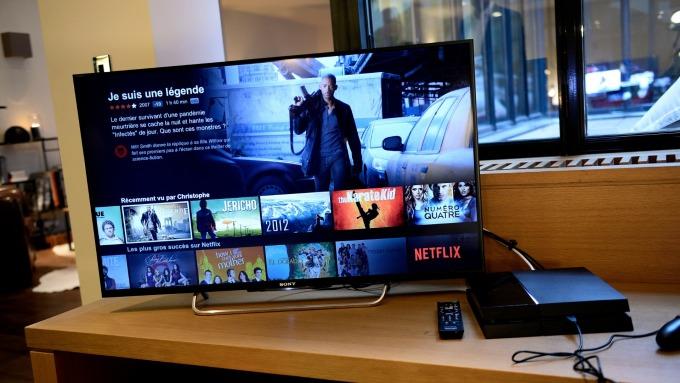 宅經濟副作用 Netflix將降低歐洲地區畫質 以免網路崩潰(圖:AFP)