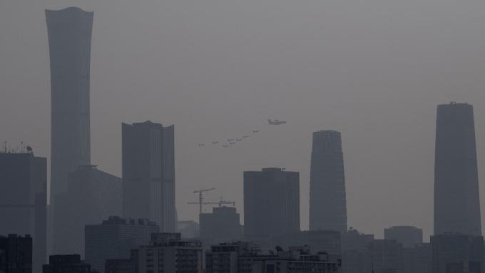 〈鉅亨看世界〉經濟停擺的少數優點 (圖:AFP)