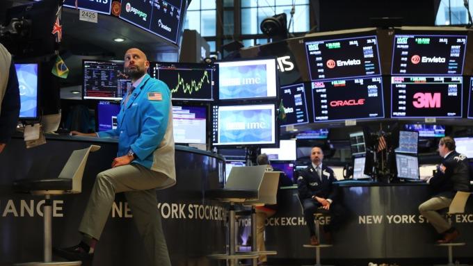 美股步步驚心,短期仍有3個利空測試。(圖:AFP)
