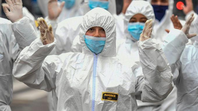 小店難撐!Cramer:疫情過後 全美恐怕只剩下3家零售店(圖片:AFP)