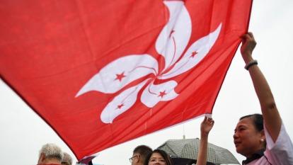 香港財長信心喊話 港府做保 刺激銀行放款(圖片:AFP)