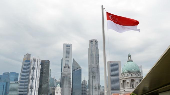 疫情衝擊 新加坡2月核心通貨膨脹率10年來首次降為負值 (圖片:AFP)