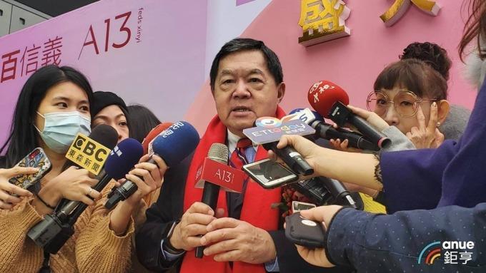 遠百董事長徐旭東。(鉅亨網資料照)