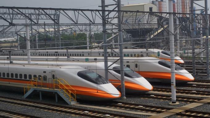 交通重大建設提前發包 林佳龍:700億元搶先投資台灣。(圖:AFP)