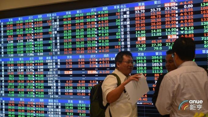 三大法人今(23)日賣超209.09億元,東京奧運可能延後導致面板股遭狂賣。(鉅亨網記者張欽發攝)