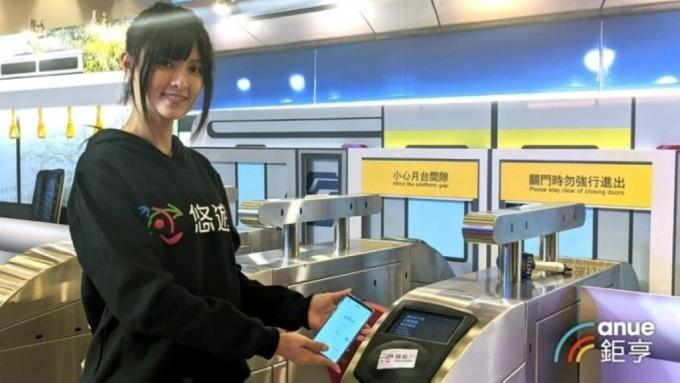 悠遊卡進軍電子錢包,悠遊付今天正式上線。(鉅亨網資料照)
