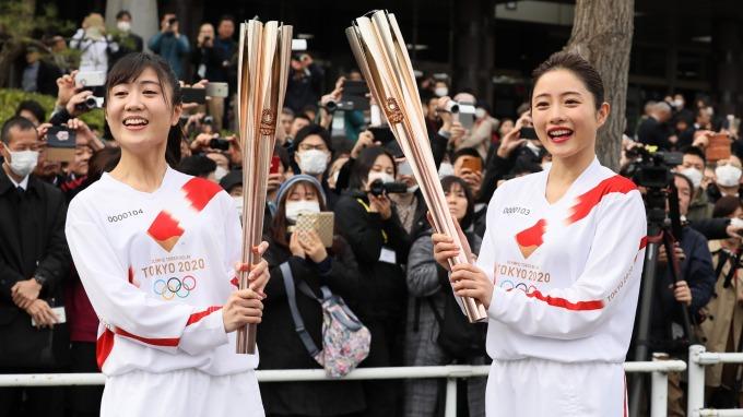 國際奧委:2020 東京奧運確定「延期舉辦」 (圖片:AFP)