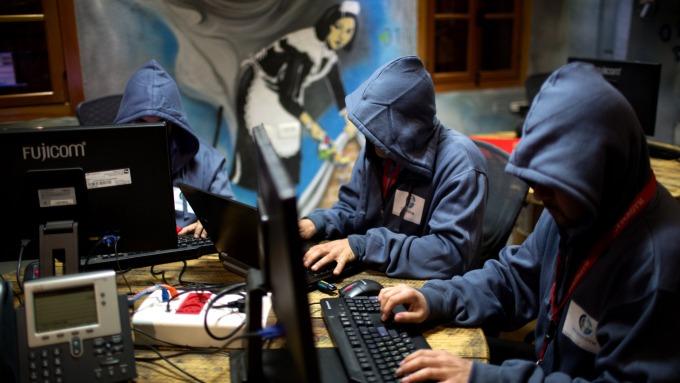 路透:駭客猛攻世界衛生組織 (圖片:AFP)