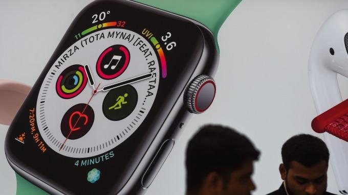 美USTR同意豁免蘋果Apple Watch關稅(圖片:AFP)