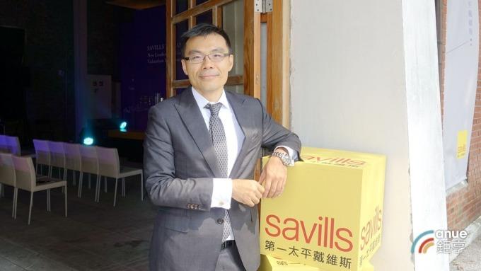 第一太平戴維斯董事長黃瑞楠。(鉅亨網記者張欽發攝)
