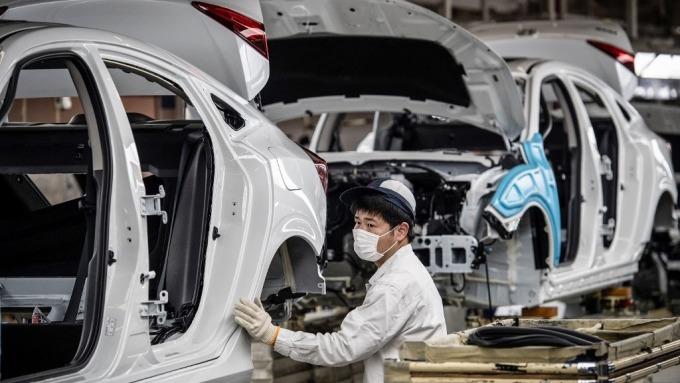 調查:中國經濟尚未復甦 第1季GDP可能萎縮10%(圖:AFP)