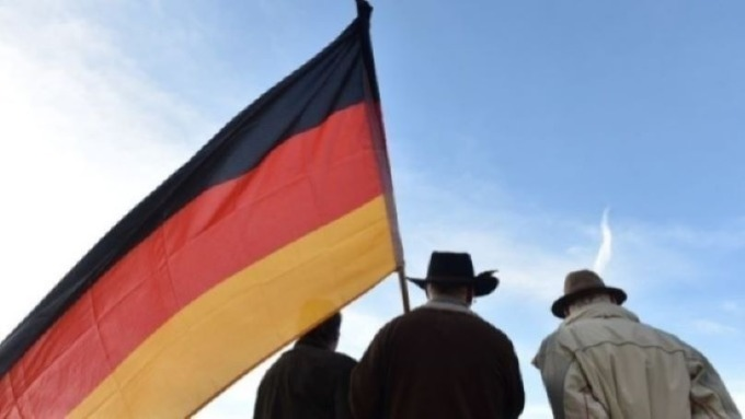 德國3月服務業PMI跌至34.5 跌幅比金融海嘯時更大(圖:AFP)