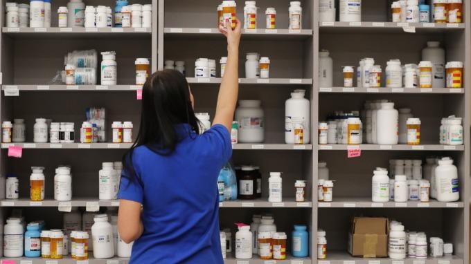 合一目標每年啟動一項新藥國際授權。(圖:AFP)