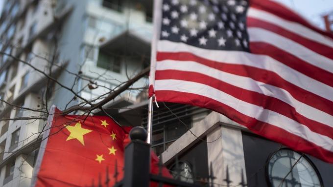 美中農畜品貿易取得進展 USTR:受惠於中國減免關稅。(圖片:AFP)