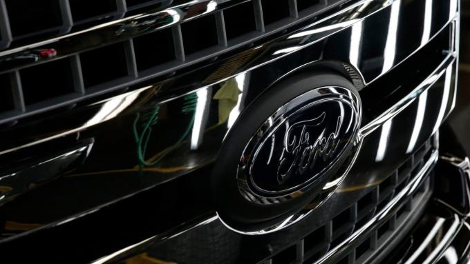 大摩:福特汽車撐得過疫情造成的停工 但股價可能尚未觸底(圖:AFP)