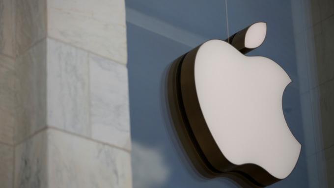 根據蘋果內部文件,大中華區外部分直營店從4月上半旬起分階段恢復營業。(圖:AFP)