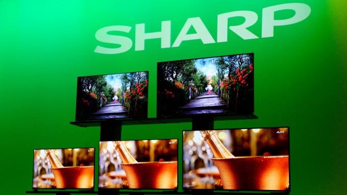 日本2月電視出貨量大減近10% OLED機種大增 (圖片:AFP)